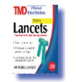 28G Sure Lance Standard Lancet 100CT