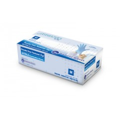 Nitrile Blue Examination Diamond Gloves, Latex Free Powder Free, Non-Sterile 100/Box