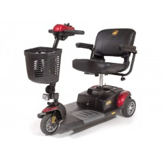 Buzz Around XL-3 Wheels Scooter, 300 lbs Capacity