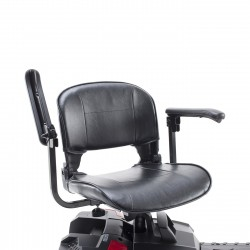 """Scout Scooter 4-Wheel, 17.5"""" Folding Seat, 300 lbs Capacity"""