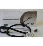 Basic Dualhead Stethoscope Dualheads Black