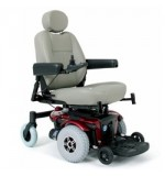 Jet-3 Pride Power Chair Red, Wt. Cap 350Lbs