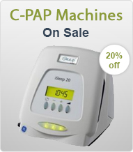 C-Pap Machines on Sale