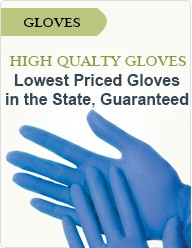 Hospital Gloves, Nursing Home Gloves, Medical Grade Gloves