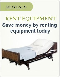 Medical Supply Rentals. Rent Equipment Today