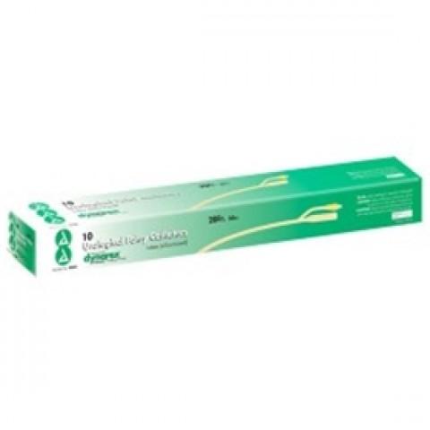 Foley Catheter Latex, Silicone Coated